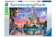 Ravensburger 1500 Teile Puzzle: Moscow