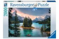 Ravensburger 2000 Teile Puzzle: Spirit Island Canada