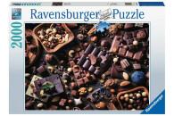 Ravensburger 2000 Teile Puzzle: Schokoladenparadies