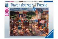 Ravensburger 1000 Teile Puzzle: Gemaltes Paris