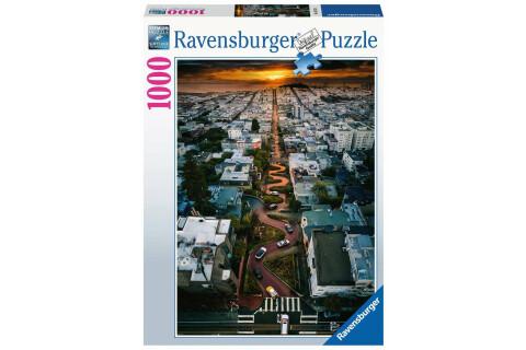 Ravensburger 1000 Teile Puzzle: San Francisco