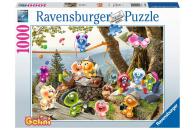 Ravensburger 1000 Teile Puzzle: Auf zum Picknick