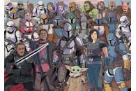 Ravensburger 1000 Teile Puzzle: Star Wars: Challenge Baby...