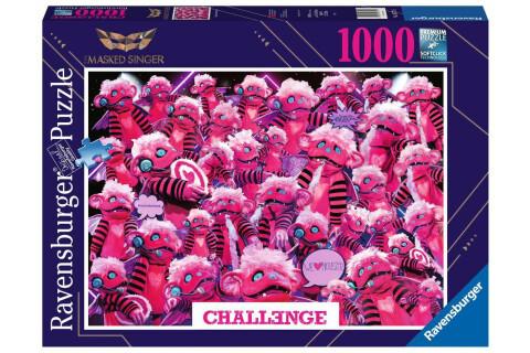 Ravensburger 1000 Teile Puzzle Monsterchen