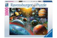 Ravensburger 1000 Teile Puzzle: Planeten