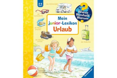 WWW Mein junior-Lexikon: Urlaub