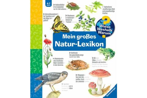 WWW Sonderband Mein großes Natur-Lexikon