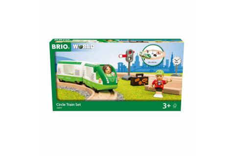BRIO Starter Set Reisezug