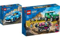 LEGO® City Great Vehicles 2er Set: 60285 Sportwagen +...