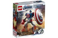 LEGO® Marvel Avengers 2er Set: 76168 Captain America...