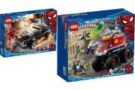 LEGO® Marvel Super Heroes 2er Set: 76173 Spider-Man...