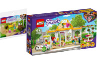 LEGO® Friends 2er Set: 30413 Friends Blumenwagen + 41444...