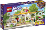 LEGO® Friends 2er Set: 30413 Friends Blumenwagen + 41444 Heartlake City Bio-Café