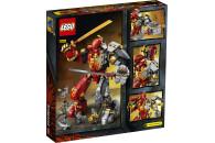 LEGO® NINJAGO® 2er Set: 71720 Feuer-Stein-Mech + 71738 Zanes Titan-Mech