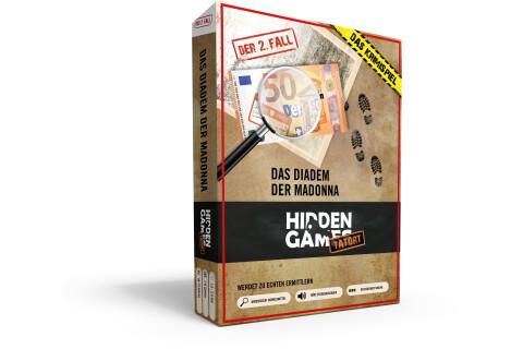Krimi-Spielebox: Hidden Games TatortDas Diadem der Madonna (Fall 2)