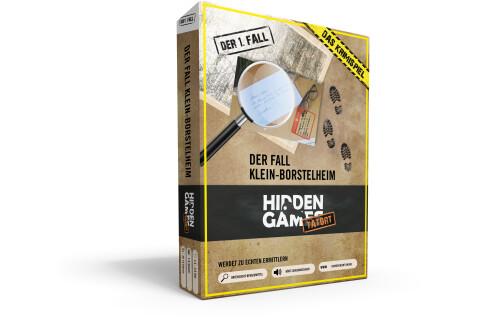 Krimi-Spielebox: Hidden Games TatortDer Fall Klein-Borstelheim (Fall 1)
