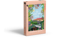Feel-good-Puzzle 1000 Teile ?NATURE LOVE: Go with...