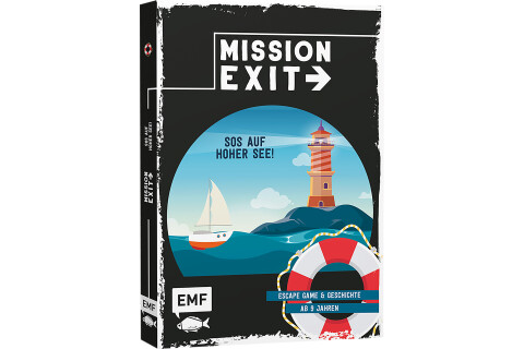 Mission: Exit SOS auf hoher See!