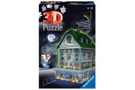 Ravensburger 3D Puzzle Gruselhaus bei Nacht 216 Teile
