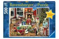 Ravensburger 500 Teile Puzzle Weihnachtszeit