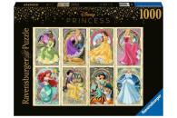 Ravensburger & Disney 1000 Teile Puzzle Art Nouveau...