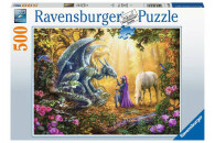 Ravensburger 500 Teile Puzzle Drachenflüsterer