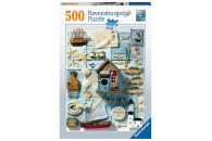 Ravensburger 500 Teile Puzzle Maritimes Flair