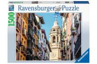 Ravensburger 1500 Teile Puzzle Pamplona