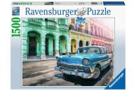 Ravensburger 1500 Teile Puzzle Cuba Cars