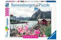 Ravensburger 1000 Teile Puzzle Reine, Lofoten, Norwegen...