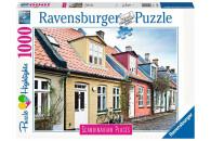 Ravensburger 1000 Teile Puzzle Häuser in Aarhus,...