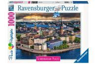 Ravensburger 1000 Teile Puzzle Stockholm, Schweden