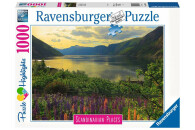 Ravensburger 1000 Teile Puzzle Fjord in Norwegen