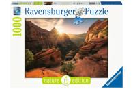 Ravensburger 1000 Teile Puzzle Zion Canyon USA...