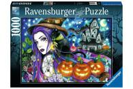 Ravensburger 1000 Teile Puzzle Halloween