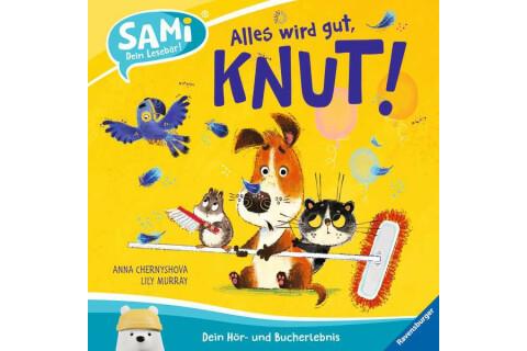 SAMi Buch Alles wird gut, Knut!