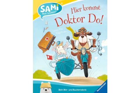 SAMi Buch Hier kommt Doktor Do!