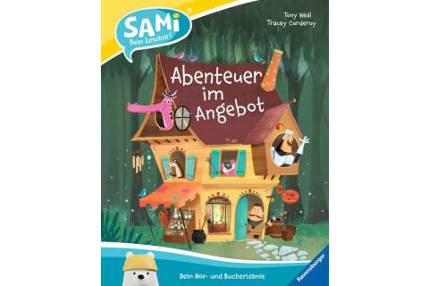 SAMi Buch Abenteuer im Angebot