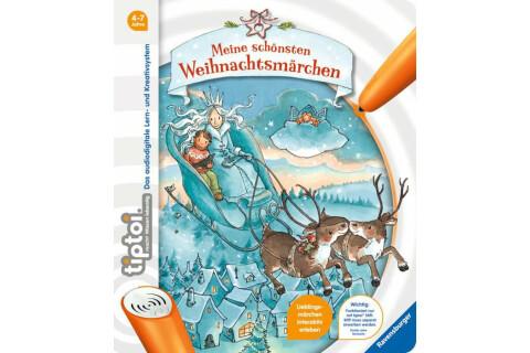 tiptoi® Meine schönsten Weihnachtsmärchen