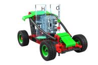 fischertechnik 559880 H2 Fuel Cell Car