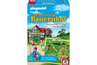 Schmidt Spiele 40593 Playmobil, Wirbel auf dem Bauernhof...