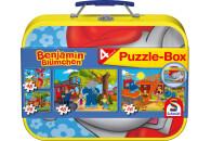 Schmidt Spiele 55594 Benjamin Blümchen Puzzle-Box...