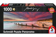 Schmidt Spiele 1000 Teile Puzzle: 59395 McCrae Beach,...