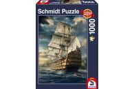 Schmidt Spiele 1000 Teile Puzzle: 58153 Segel gesetzt!