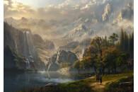 Schmidt Spiele 1000 Teile Puzzle: 58399 Wasserfall-Idylle