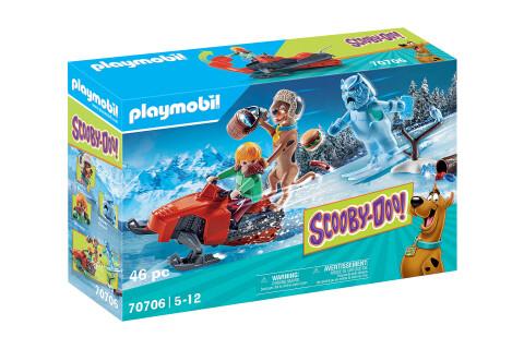 PLAYMOBIL® 70706 SCOOBY-DOO! Abenteuer mit Snow Ghost