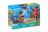 PLAYMOBIL® 70710 SCOOBY-DOO! Abenteuer mit Ghost Clown