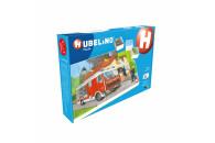 Hubelino Puzzle Feuerwehr Einsatz