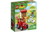 LEGO® DUPLO® 2er Set: Town 10950 Traktor und...