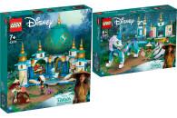 LEGO® Disney Princess™ 2er Set: 43181 Raya und...